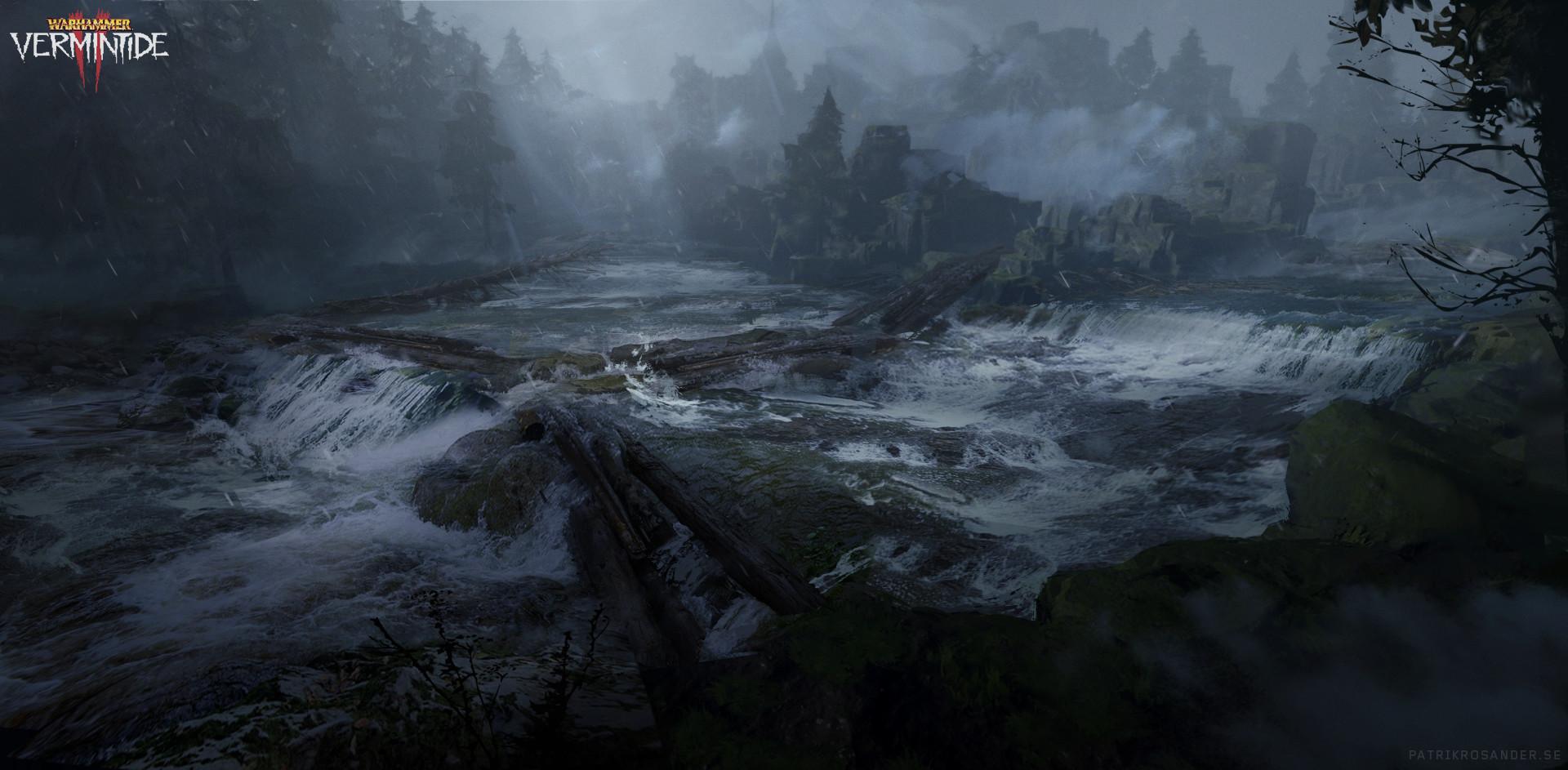 Patrik rosander fort brachsenbrucke river crossing