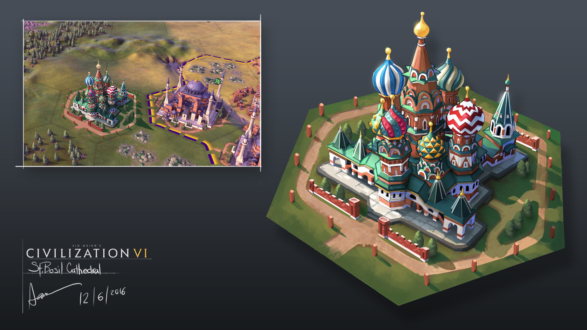 St. Basil's Cathedral Wonder