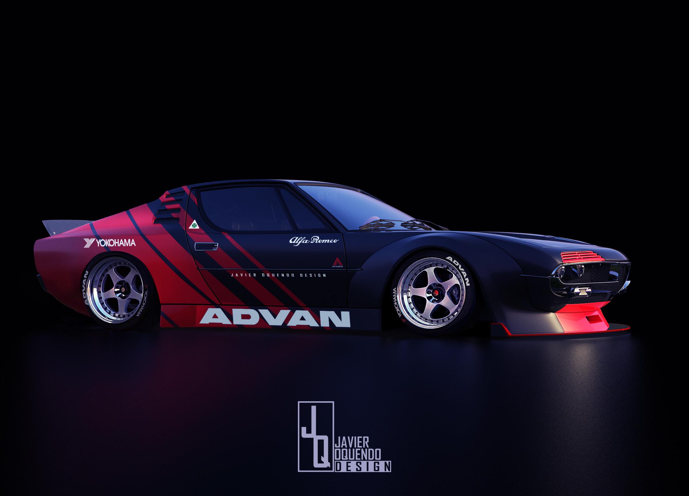 Advan Livery