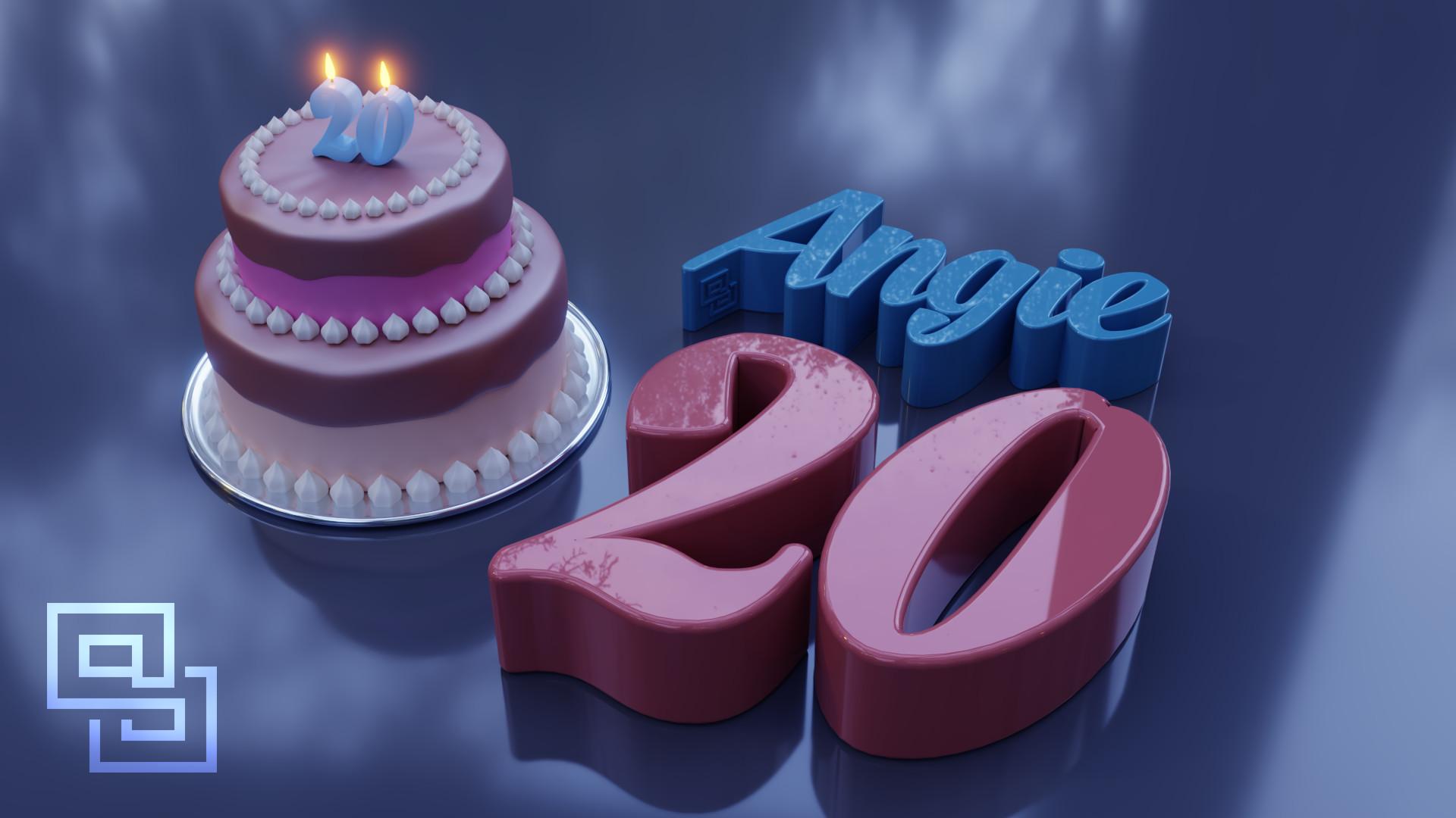 Luis Miguel Maldonado Happy Birthday 2018 Angie