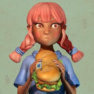 Soojung ham big sandwich1