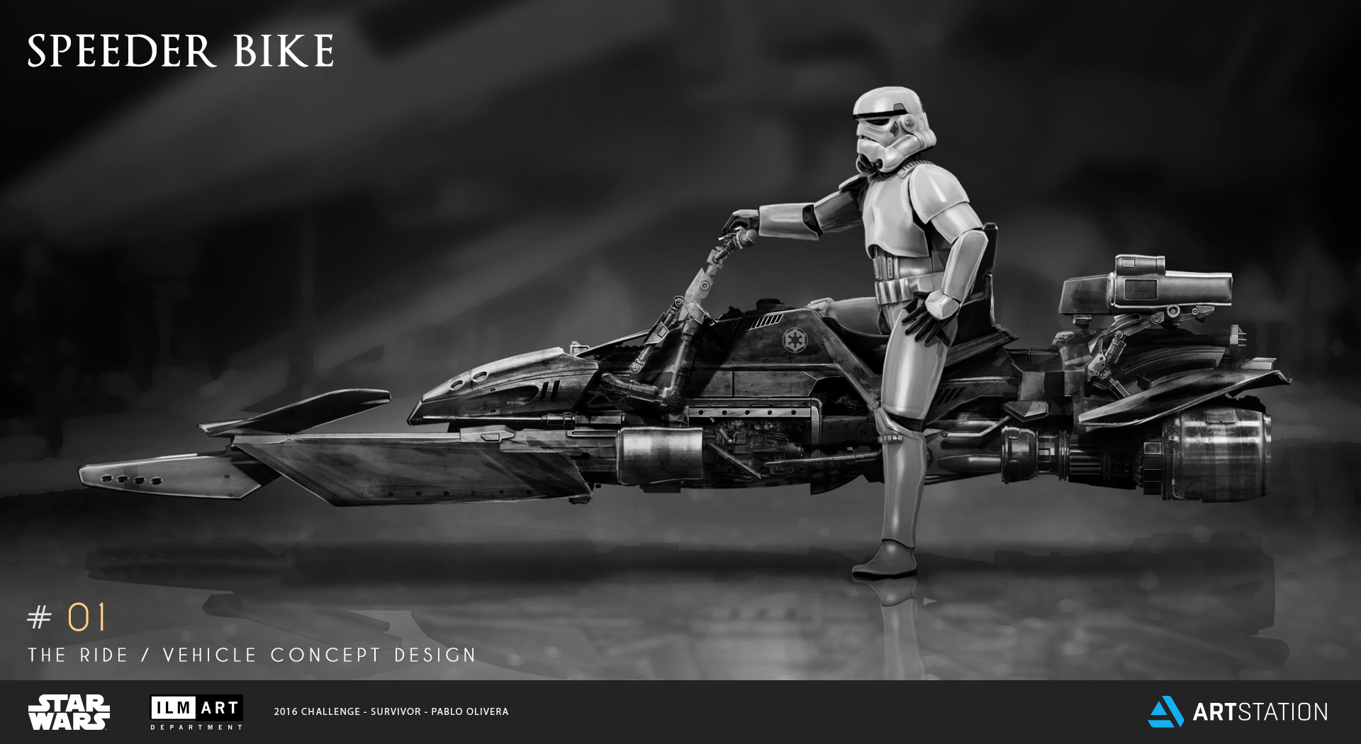 Pablo olivera ilm challenge star wars the ride pablo olivera vehicle speedbike 01