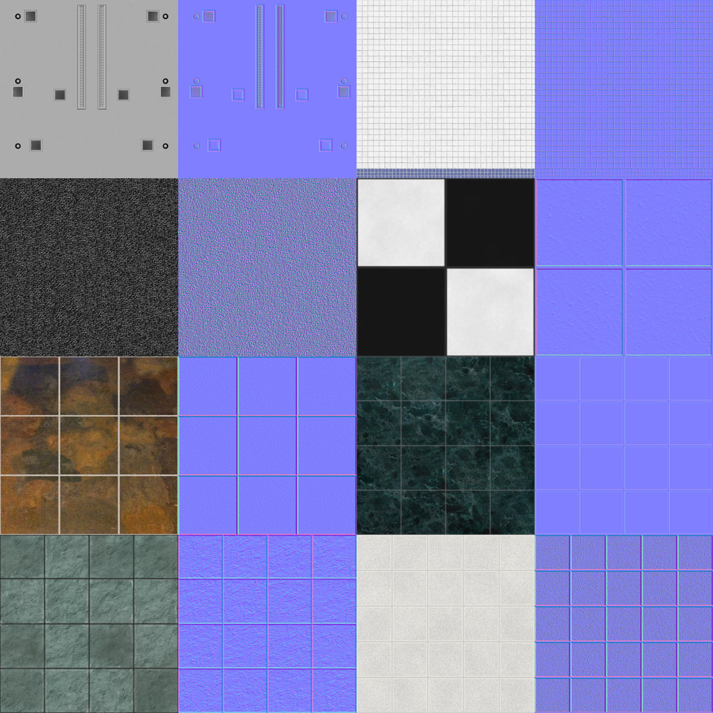 Justin wildhorn ceiling floors textures