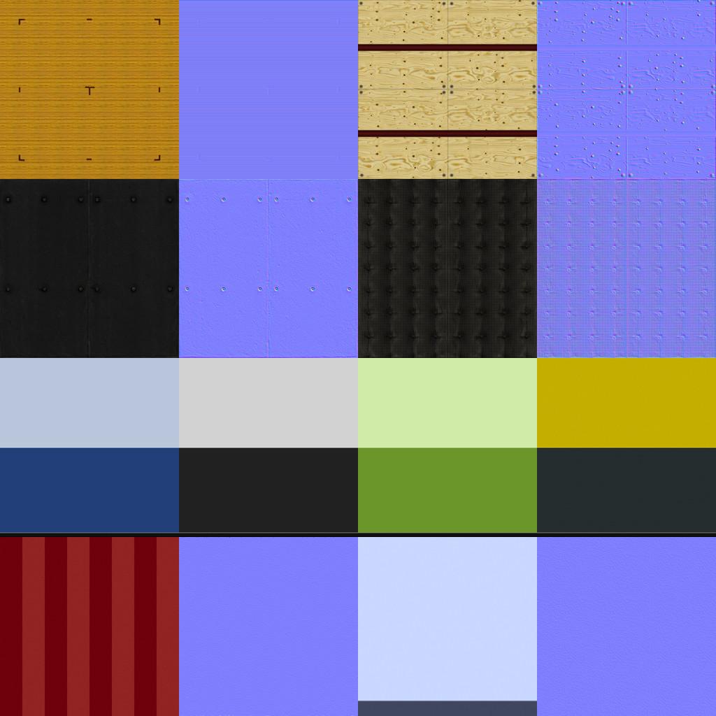 Justin wildhorn greenscreen walls textures