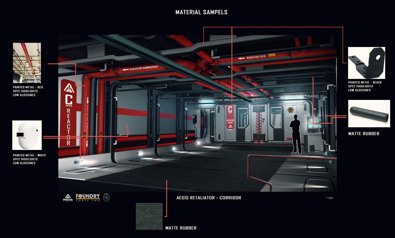 Timo peter corridor materials 01