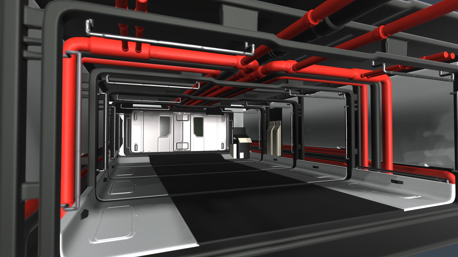 3D Blockout