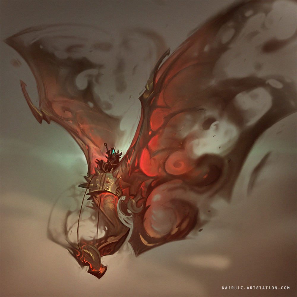 Carlos ruiz dragon rider