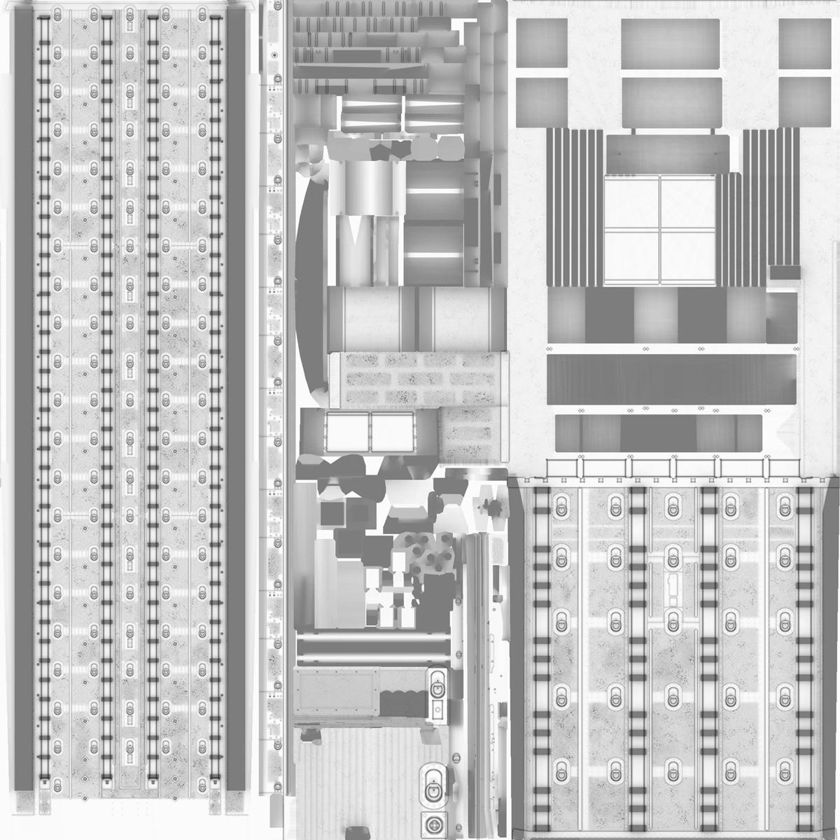 Justin wildhorn mc 130j floorcargodoors ambientocclusion 1k