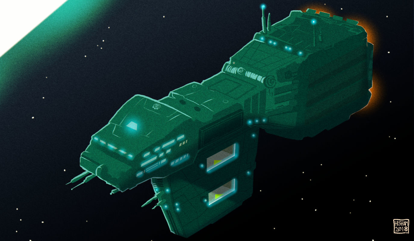 Khairul hisham star carrier wip02