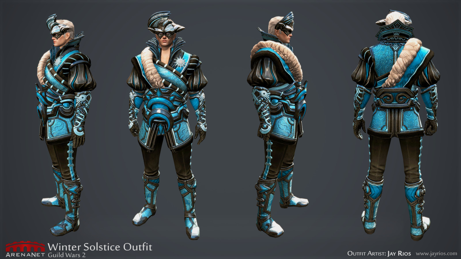 Winter Solstice - ArenaNet -