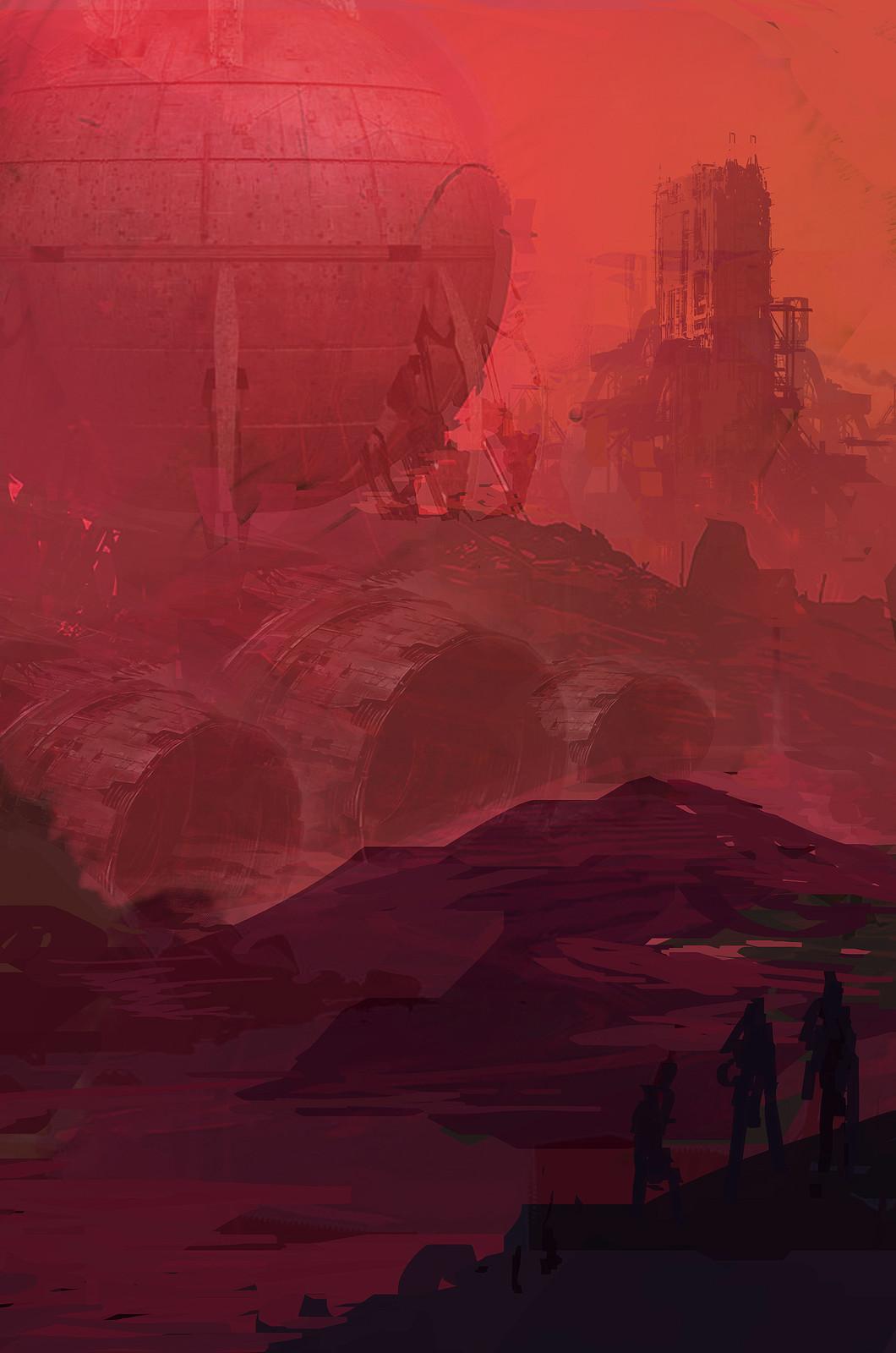 Practice Paint 94 - Mars