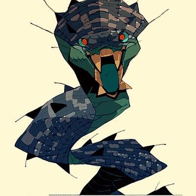Satoshi matsuura 2018 03 19 serpent