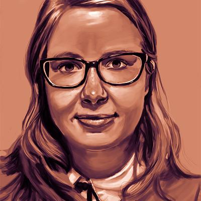 Sefie rosenlund selfportrait2018 web