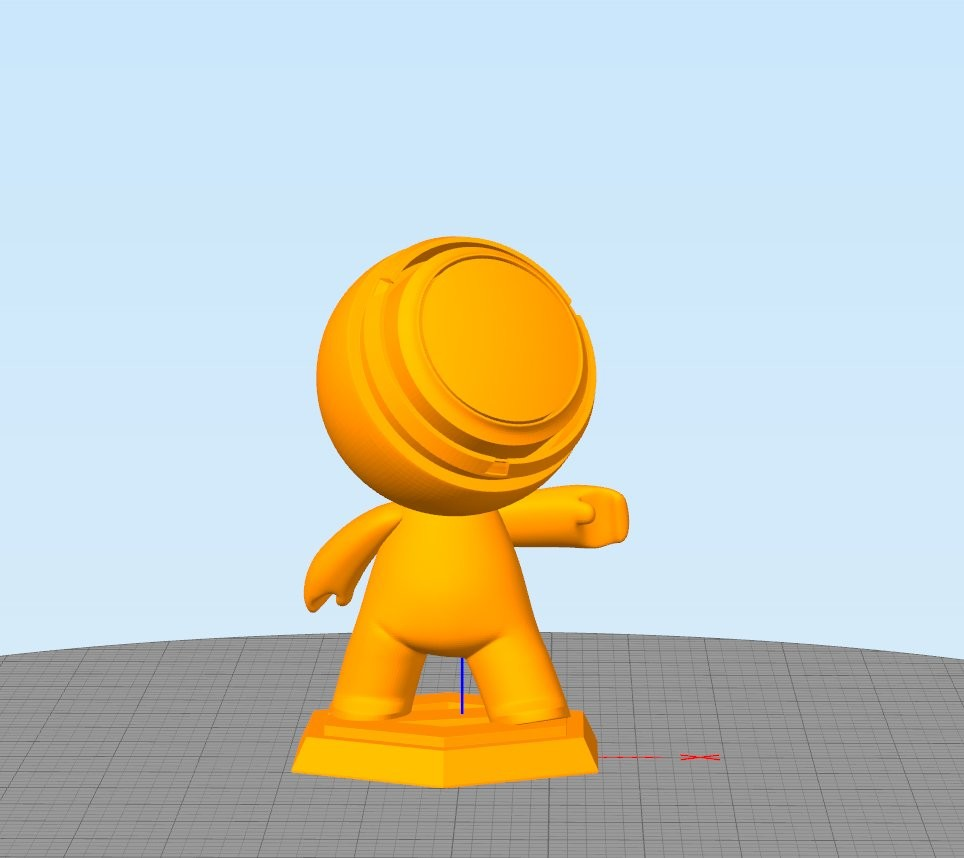Getting 3D Model ready for printing