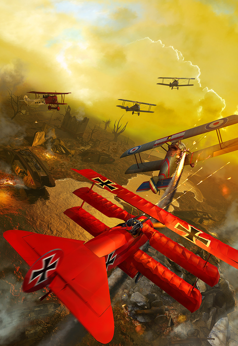 The Red Baron version 2
