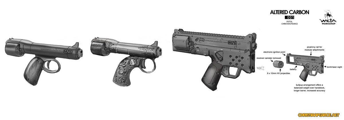 Christian pearce alt pistolas cp