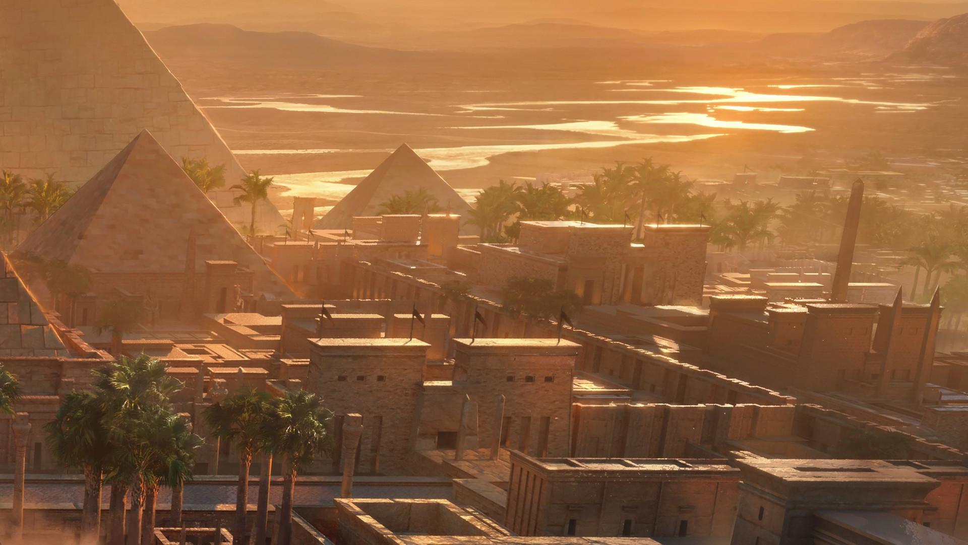 Kitbash3d Egypt