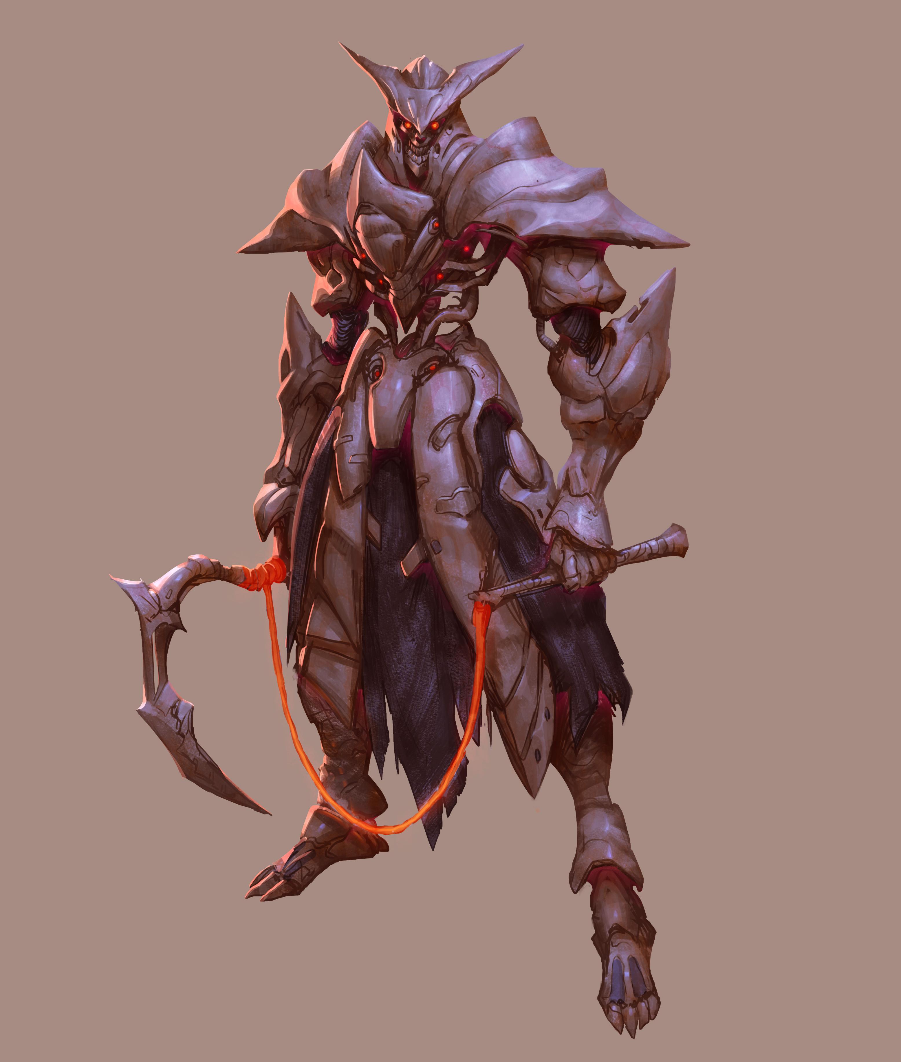 Mechanical Reaper-Assassin