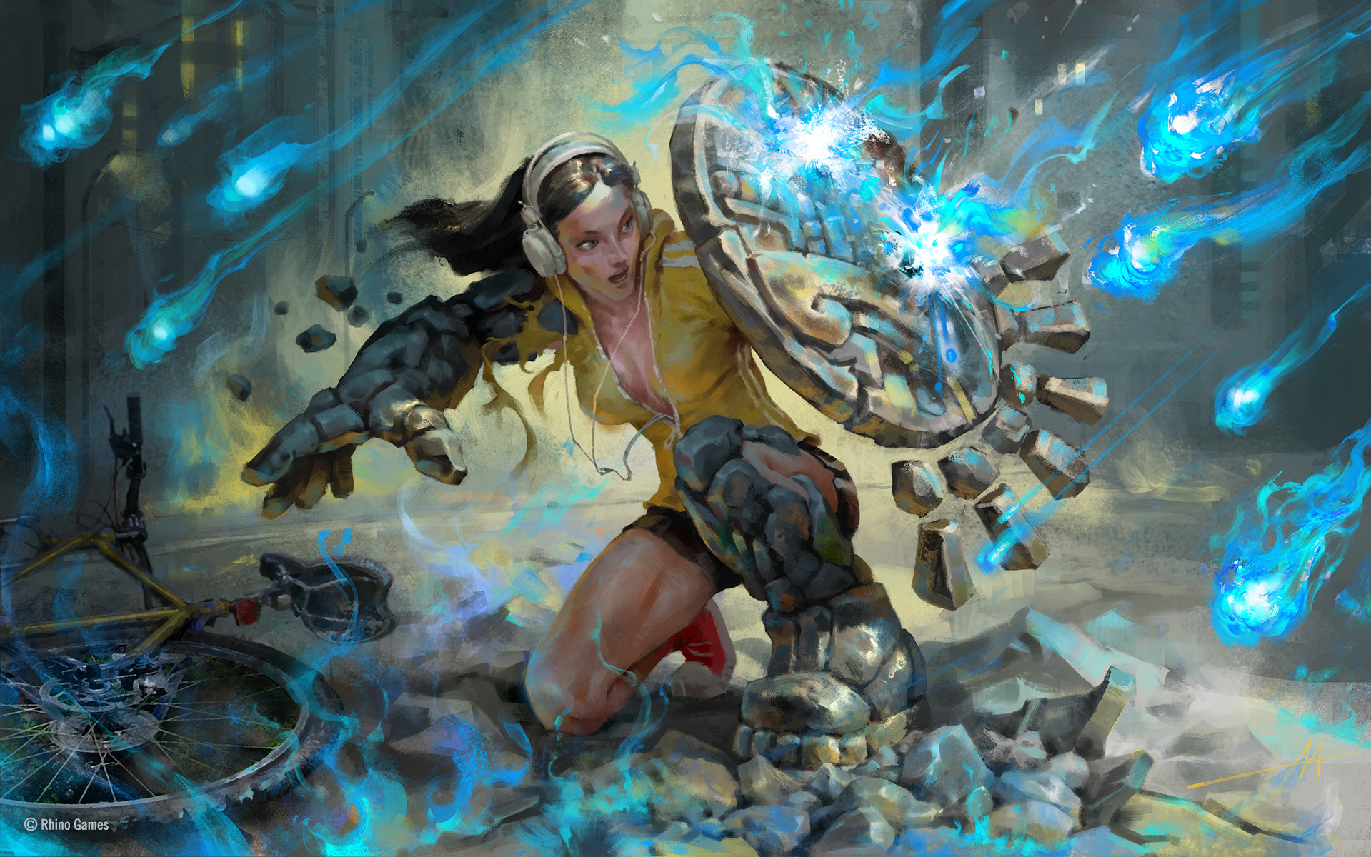 Image result for bulwark mythgard