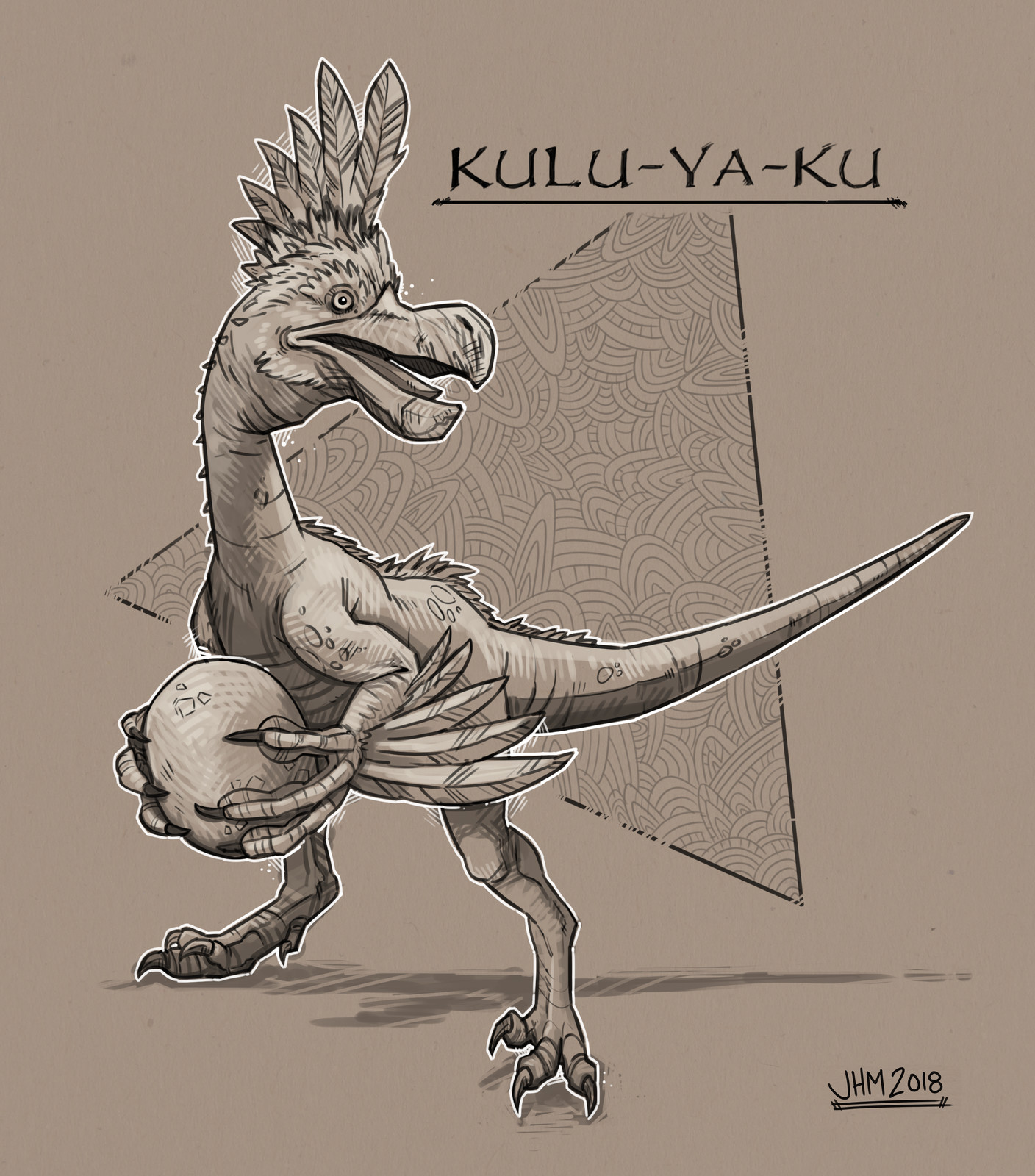 Monster Hunter - Kulu-Ya-Ku