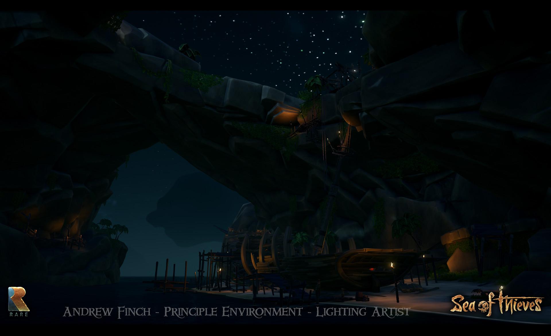 Andrew finch island lighting 33