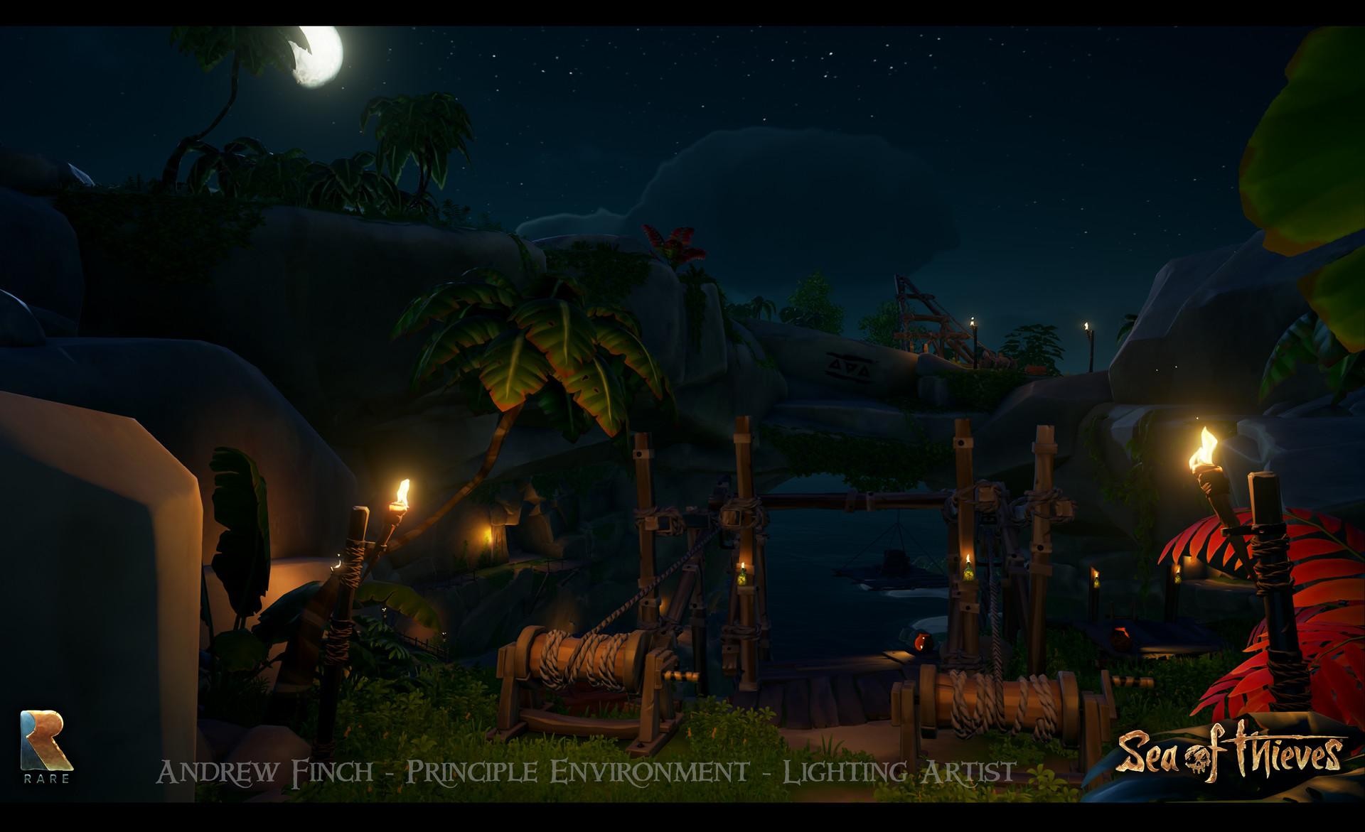 Andrew finch island lighting 35