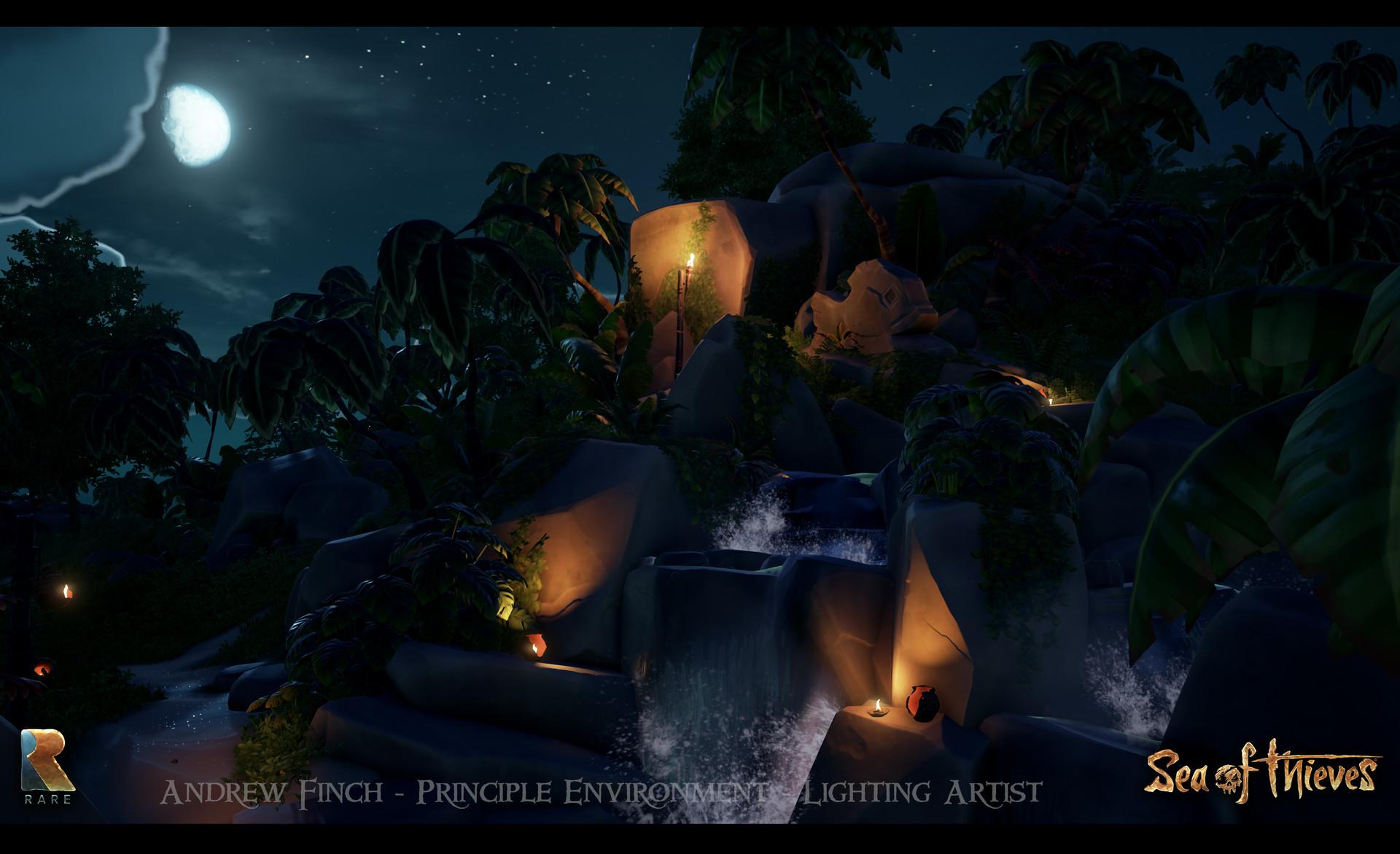 Andrew finch island lighting 25