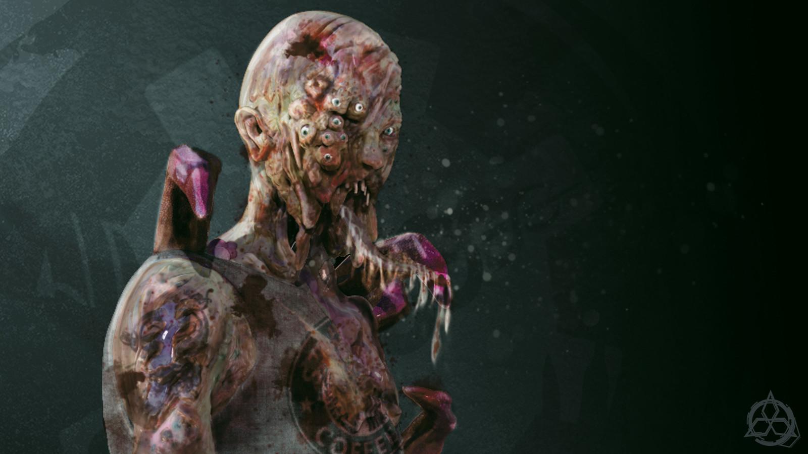 Zombie // Zeke