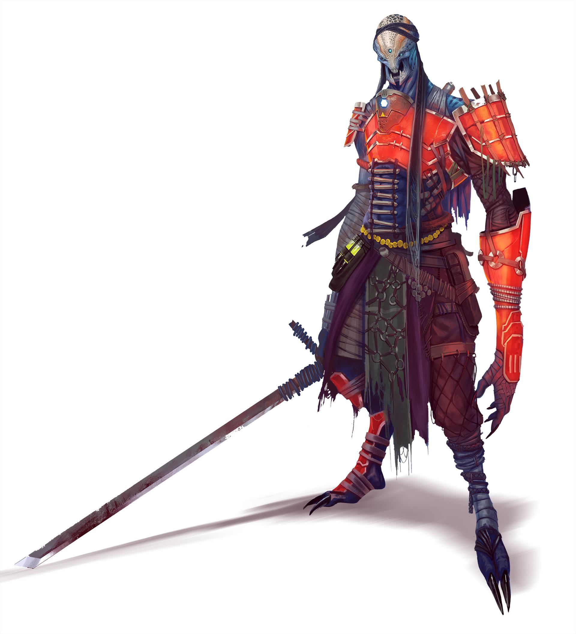 David alvarez pzo7204 kish warlord f