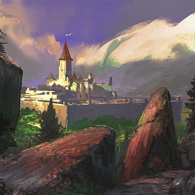 Castle Emerges