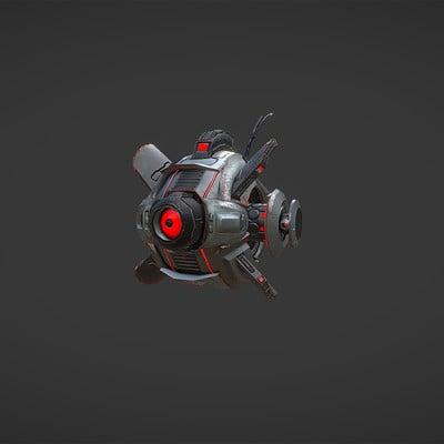 Emil loiselle drone prototype