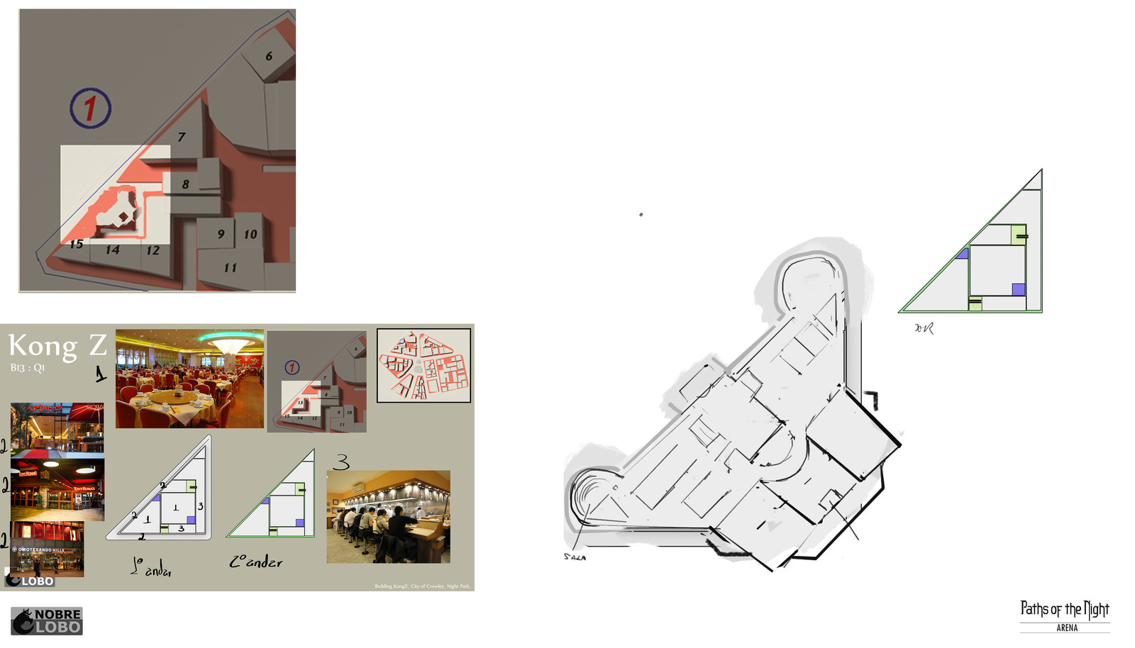 Planning board by Lucas Dias