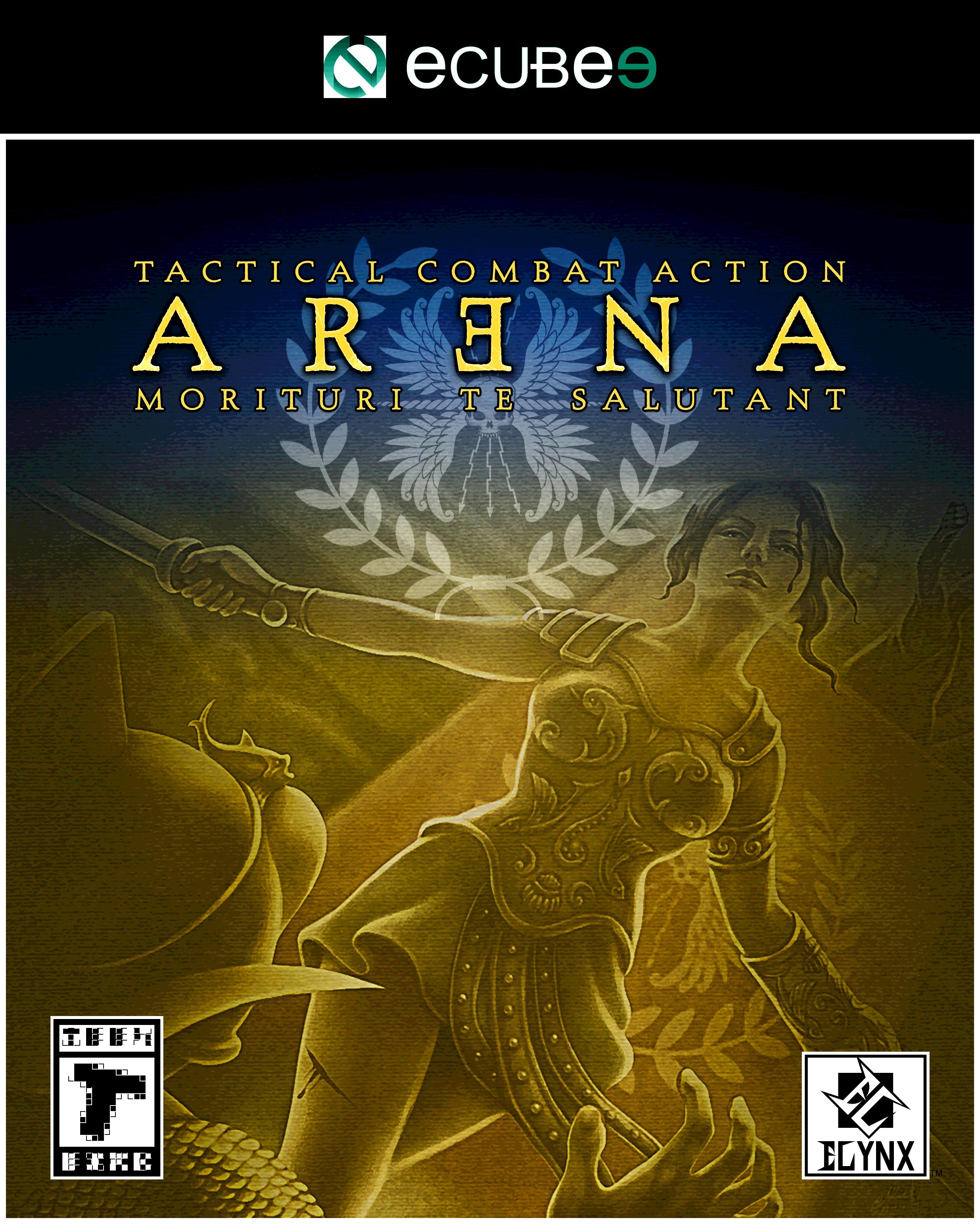 Arena - Box Art Design I