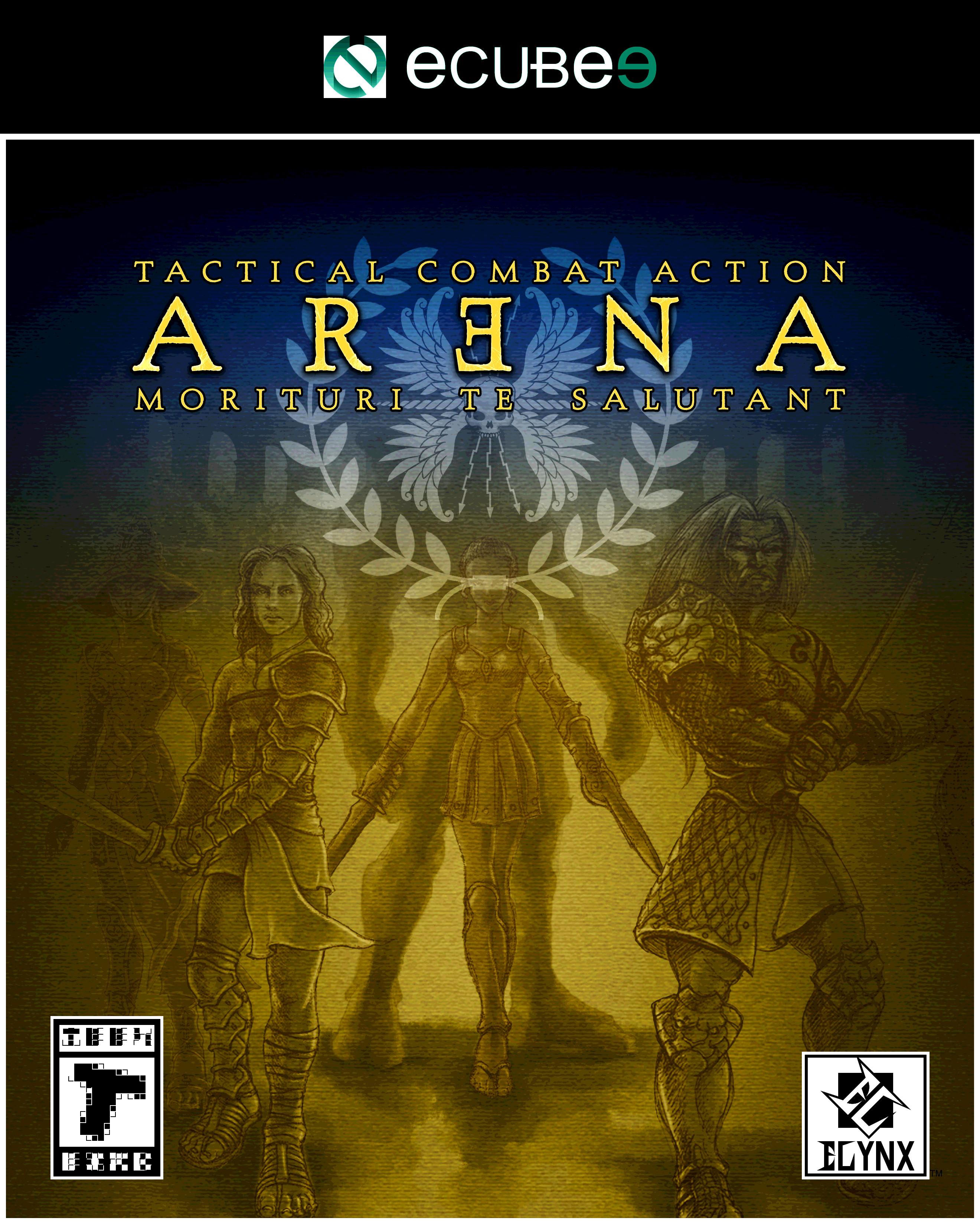 Arena - Box Art Design III