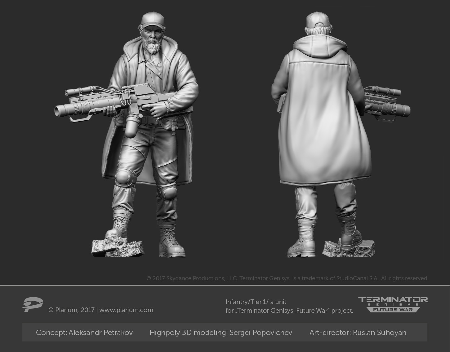 Sergei popovichev unit term zbrush
