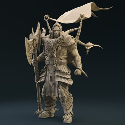"Hero ""Vikings: War of Clans"""