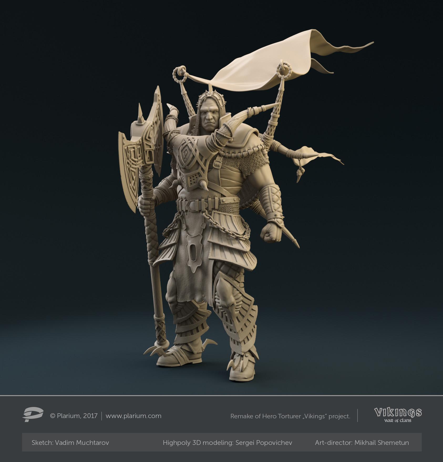 Sergei popovichev viking1