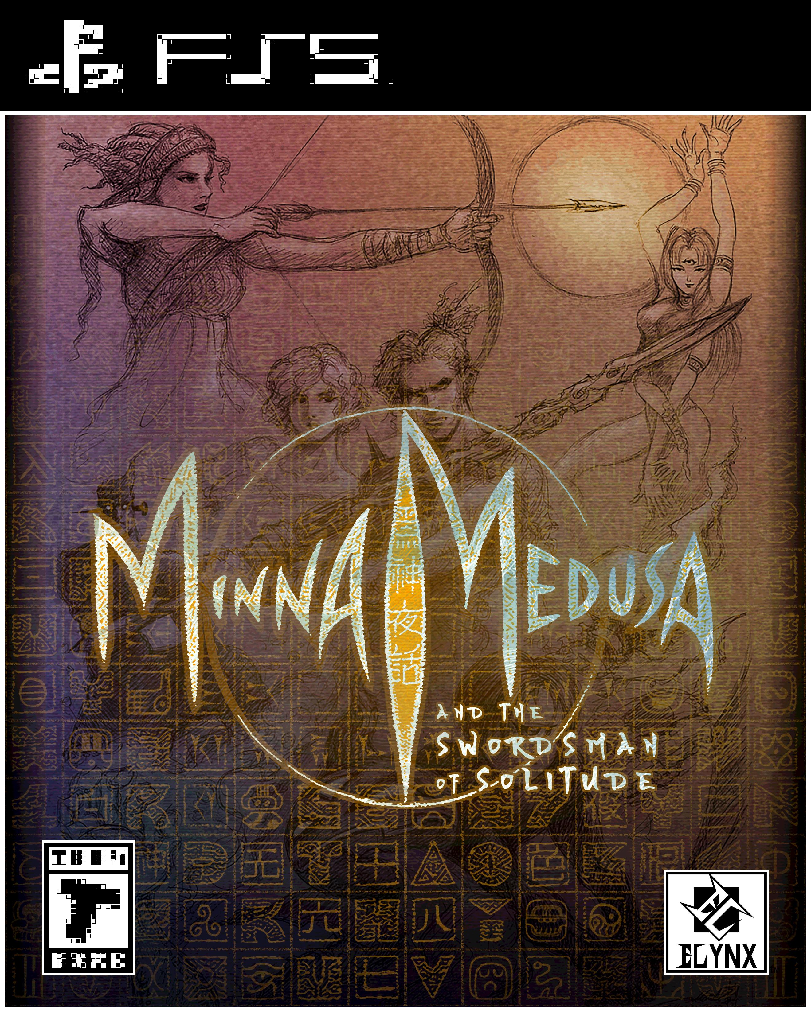 Minna Medusa - Box Art Design I