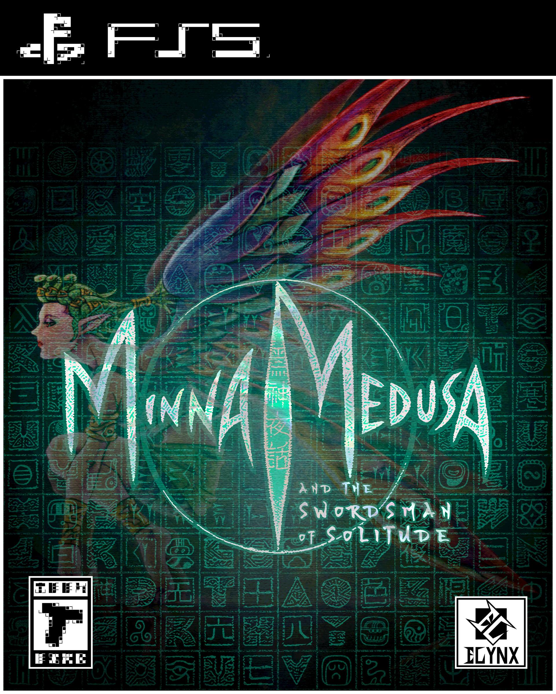 Minna Medusa - Box Art Design IIB