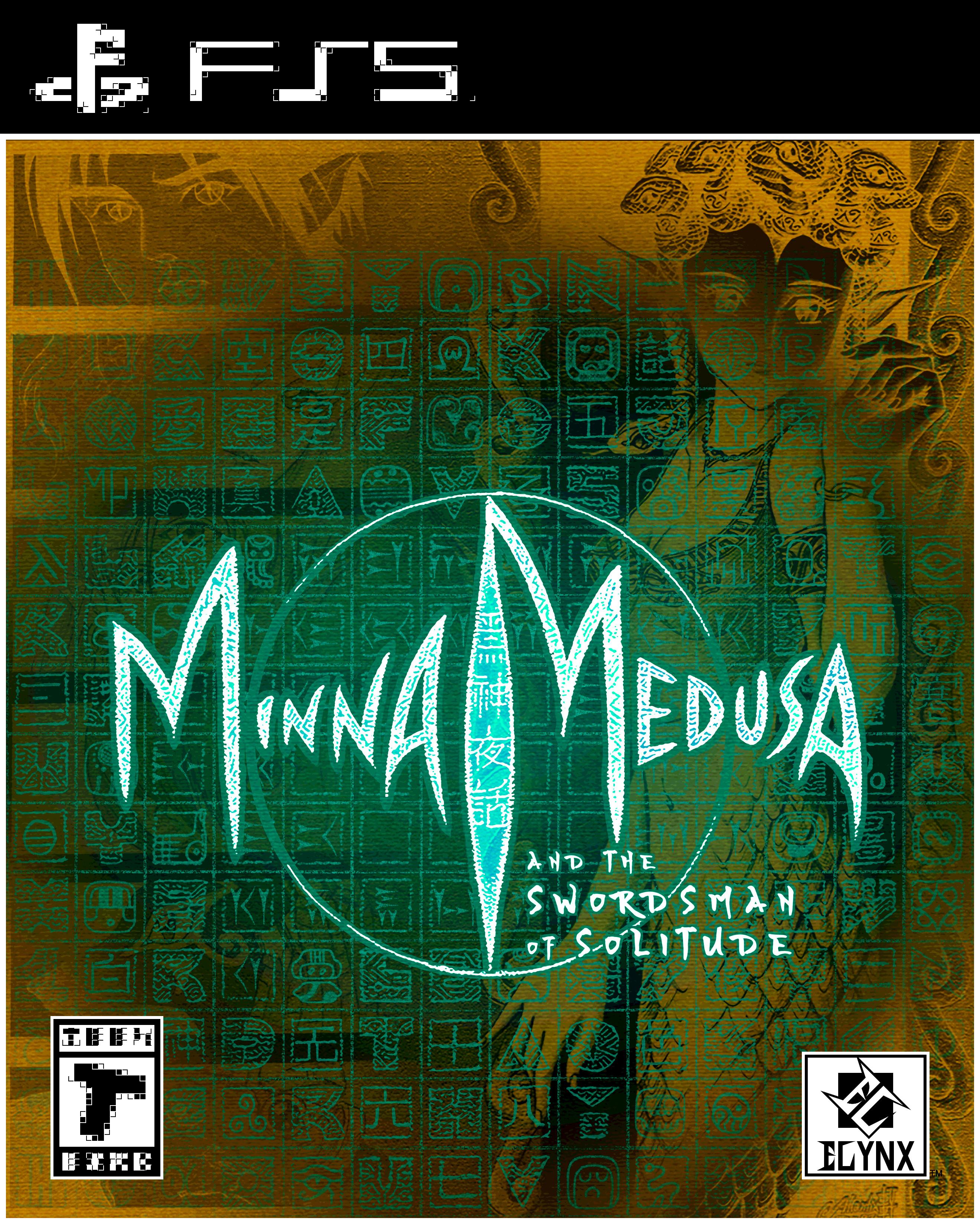 Minna Medusa - Box Art Design III