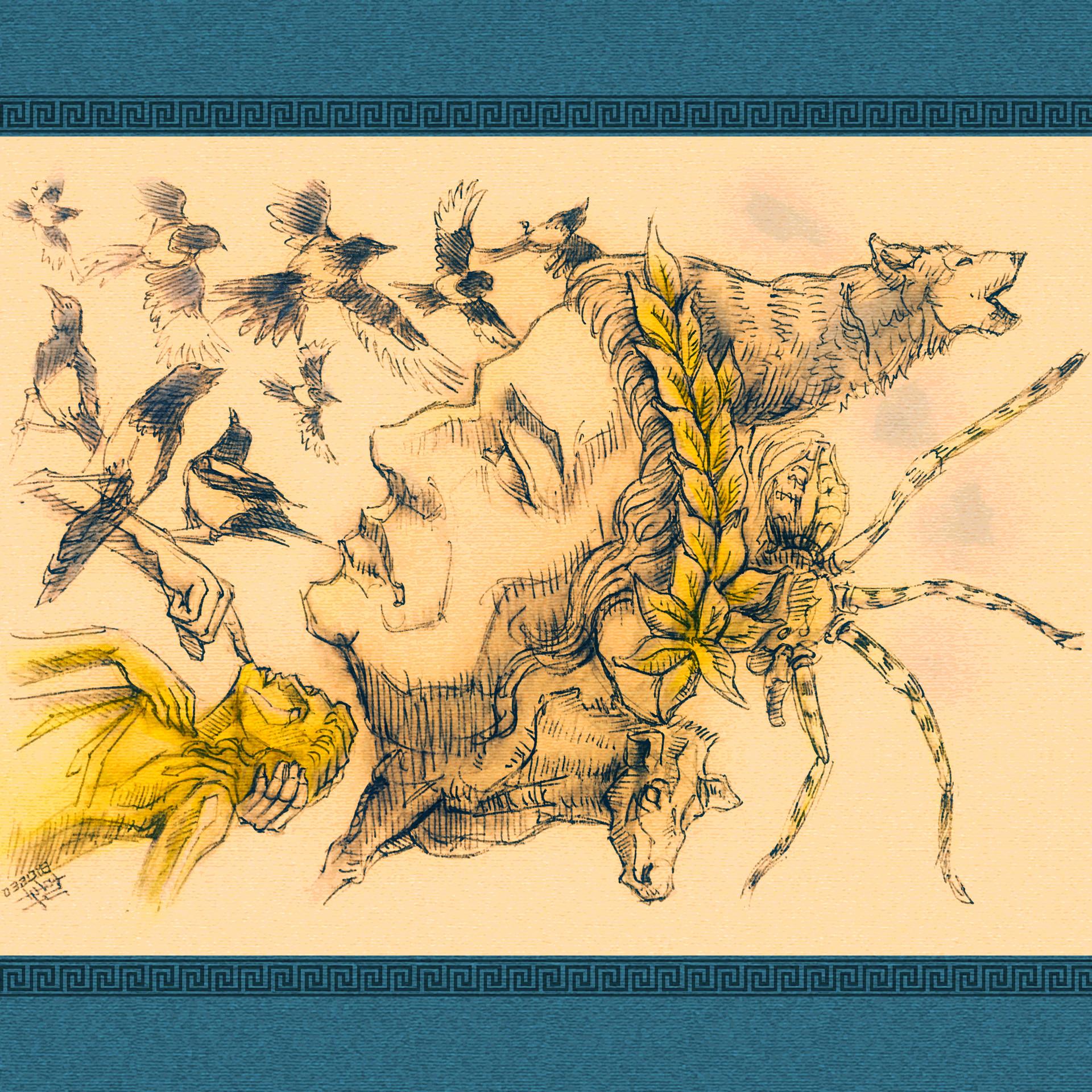 E lynx lin metamorphoses