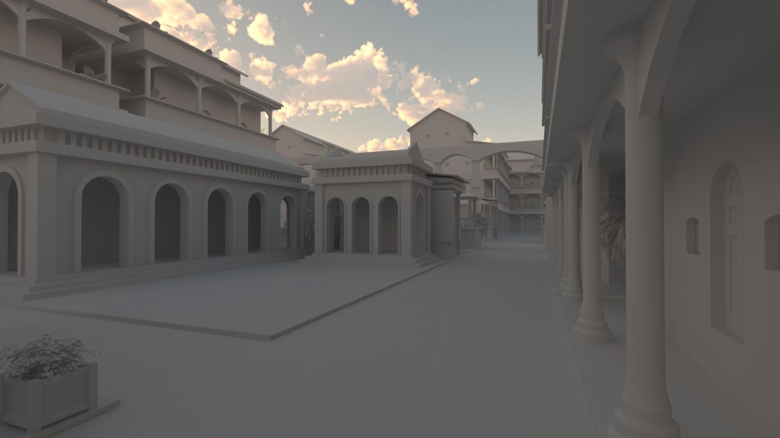 Valmik Shah - 360 HDRi SKIES