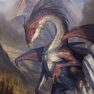 Klaher baklaher rock dragon