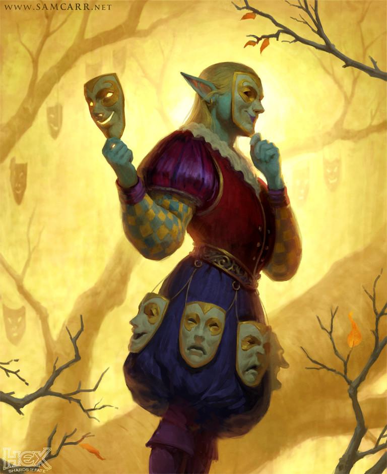 HEX: Master of Masks