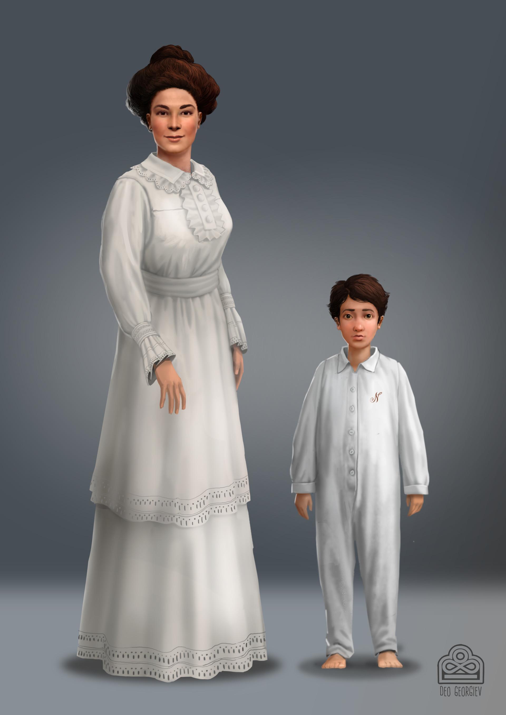 Deo georgiev nemo and mom3