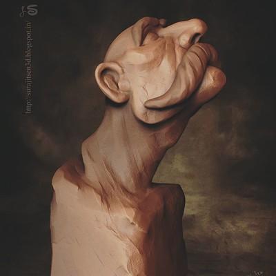 Surajit sen clay speed sculpt surajit sen 20032018 a f