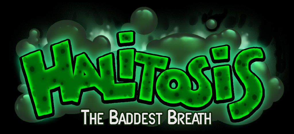 """Halitosis: The Baddest Breath"" Achievement UI based on unlocking the special breath weapon gameplay"