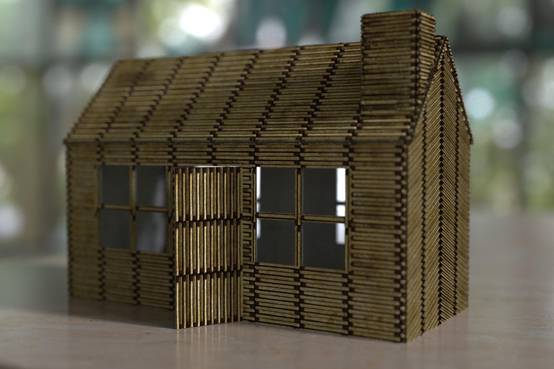 Cem tezcan matchstick house r1 00002