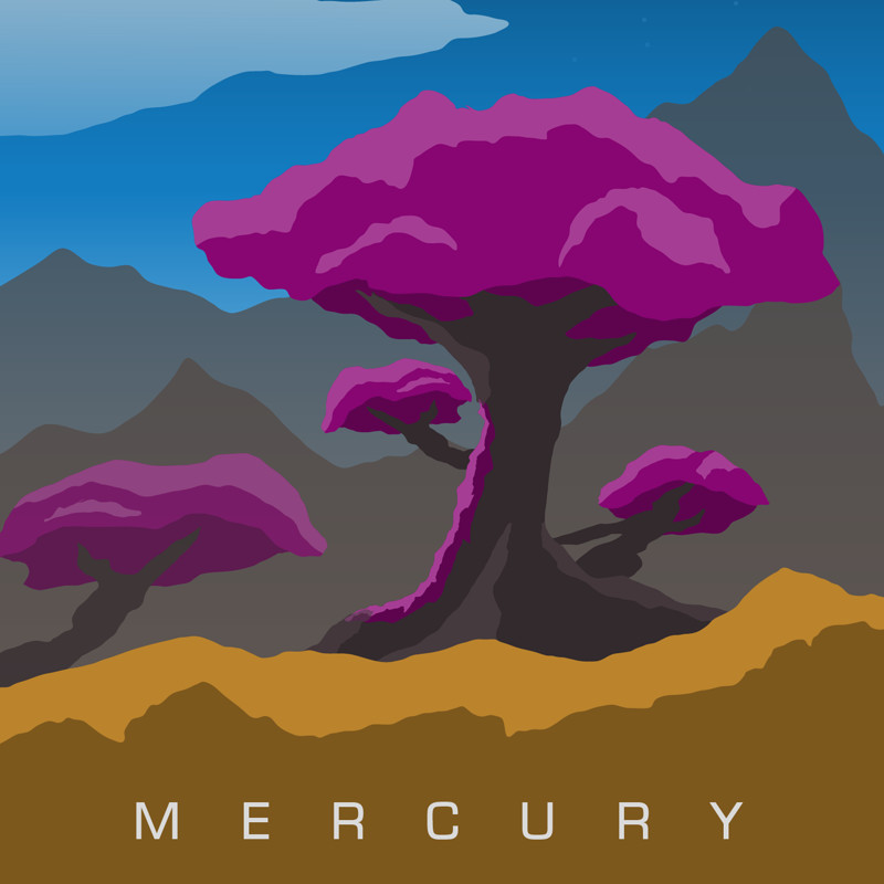 Destiny 2 - Mercury: The Garden World