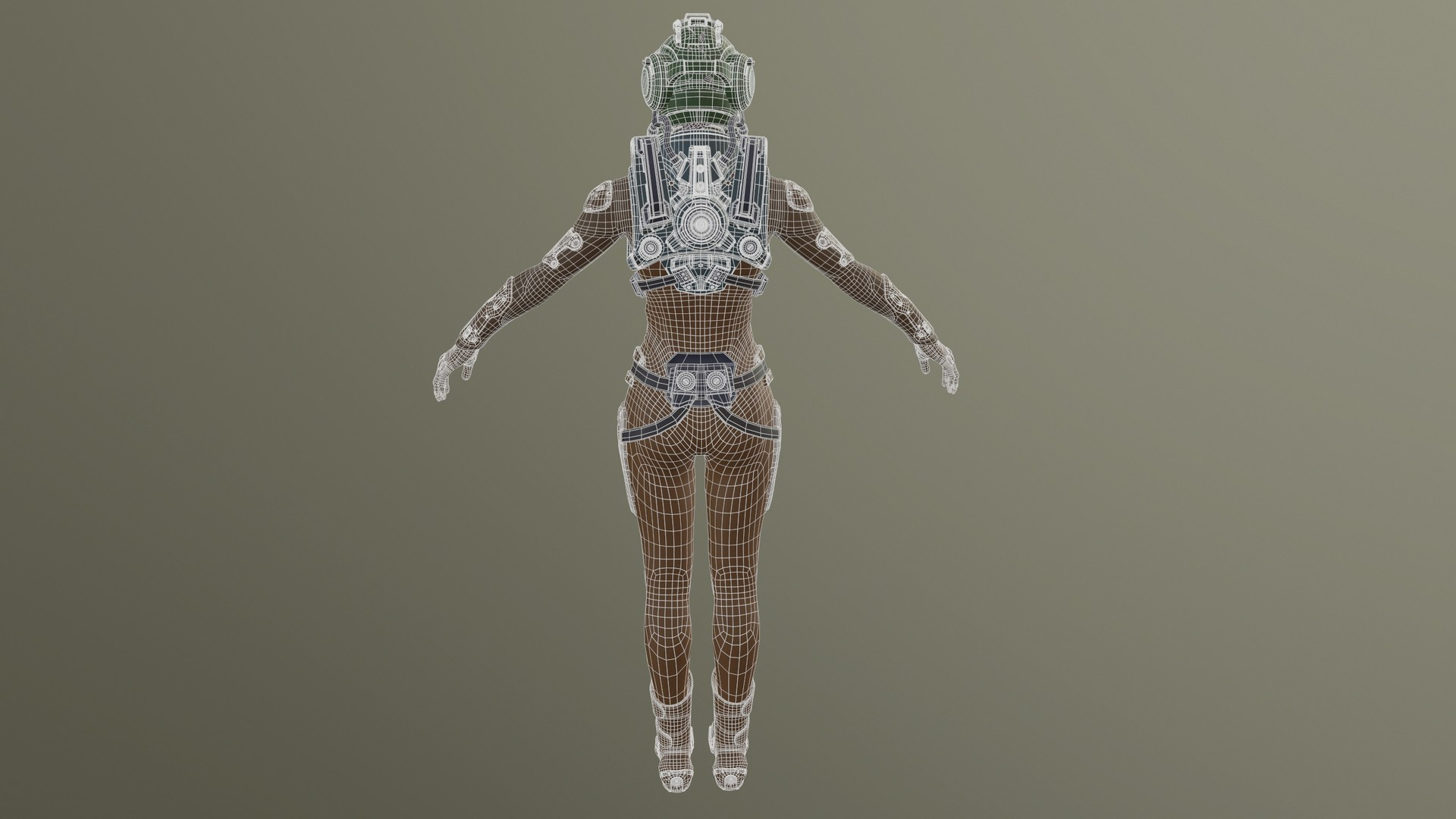 Fred howard mechpilot wireframe 1